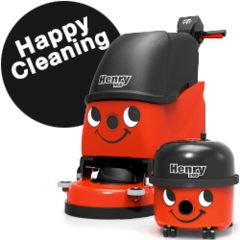 Happy Cleaning