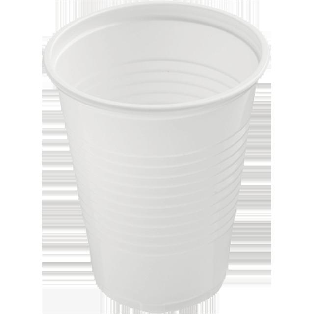 Drinkbeker PS 70,3mm 180cc wit