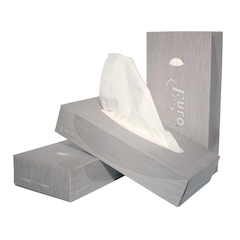 Euro facial tissues