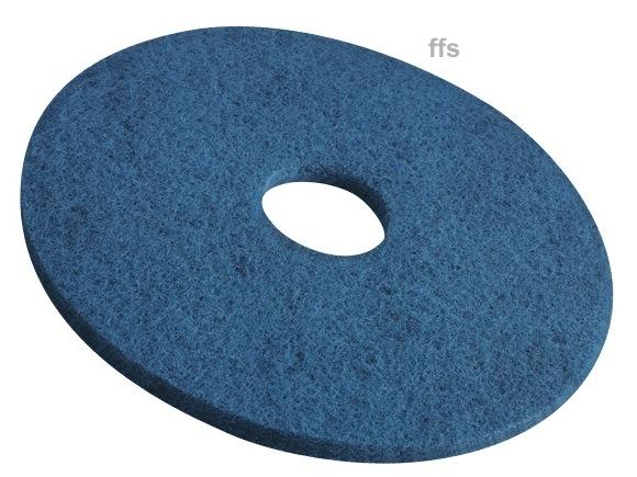 Floorpad 13 inch blauw