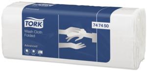 Tork Wash Cloth Advanced