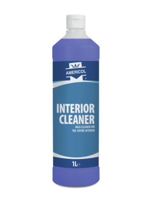 Americol interior cleaner