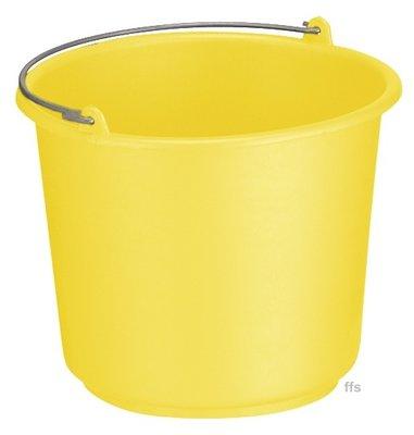 Huishoudemmer geel