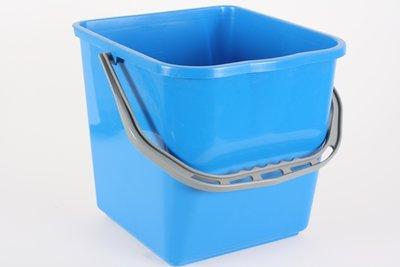 emmer 25L blauw