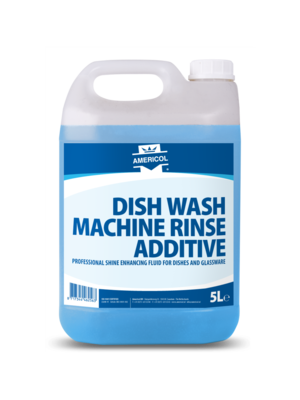 Americol Dish Wash Machine Rinse Additive