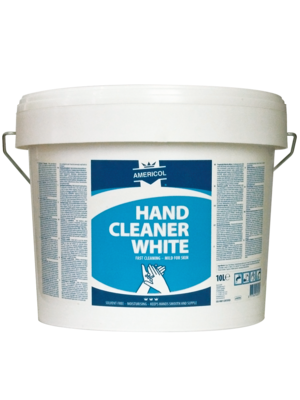 Hand Cleaner White