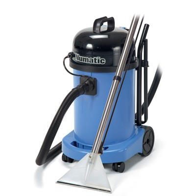 Numatic CT-470 Sproei-extractie