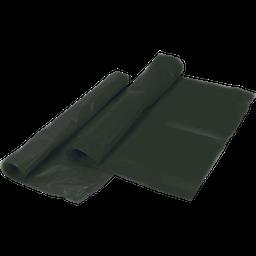 HDPE zak 50x55 T15 zwart
