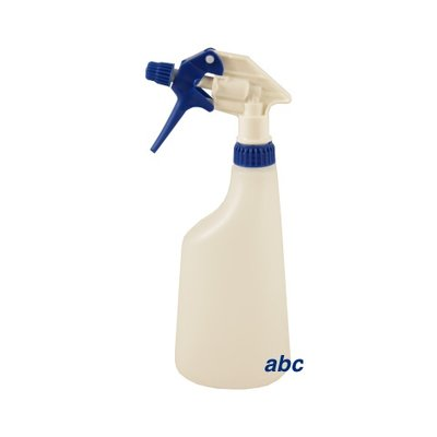 Sprayflacon 600ml. blauw
