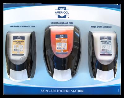Americol Hygienestation