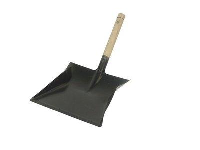 Stofblik metaal zwart