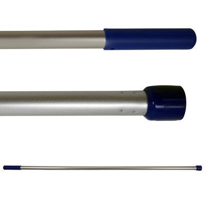Aluminium steel blauw SYR