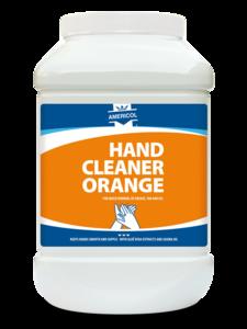 Hand Cleaner Orange