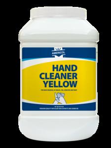 handcleaner yellow