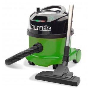 Numatic stofzuiger PPR-240 groen.
